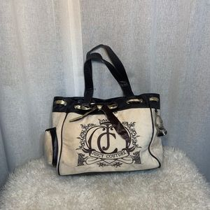 JUICY COUTURE DREAMWEAVER TOTE BAG